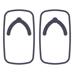 Japan flip flops