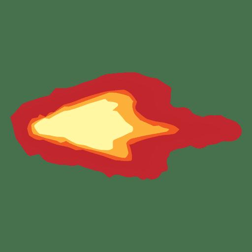 Muzzle flash fire - Transparent PNG & SVG vector