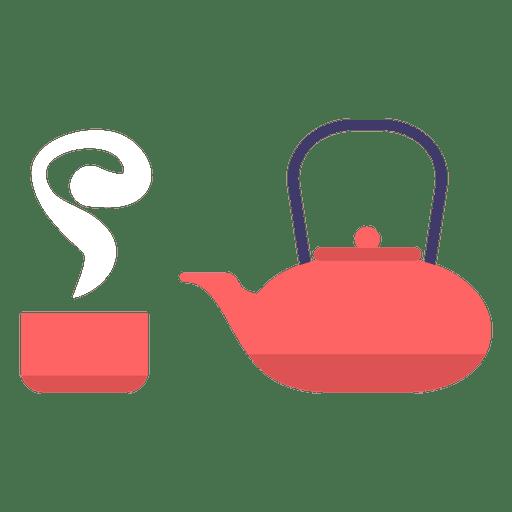 Tea mug kettle