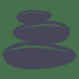 Zen Steine japanisch