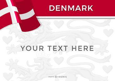 Modelo de design da Dinamarca