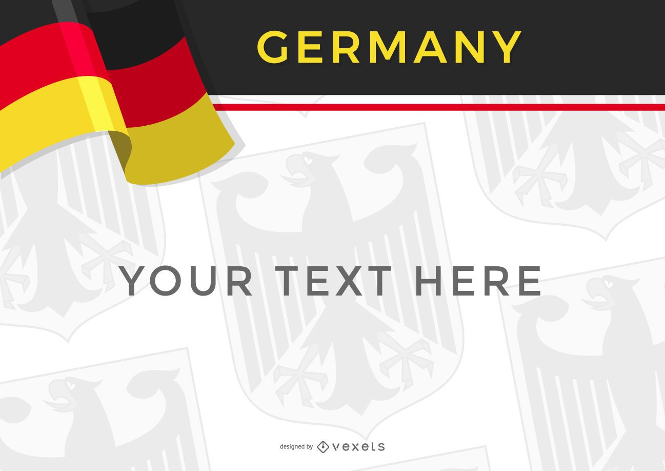 Germany design template