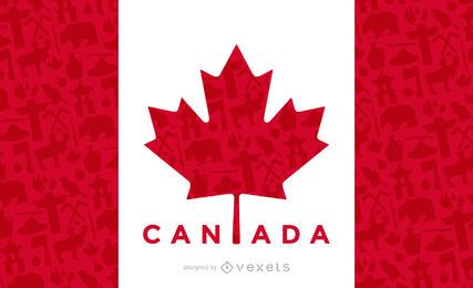 Projeto de bandeira do Canadá