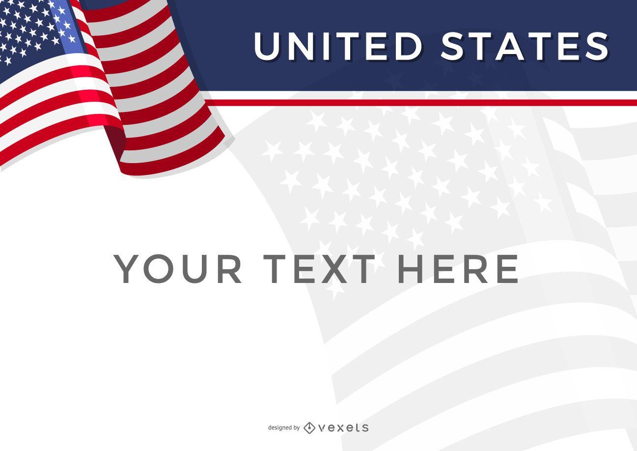 United States design template