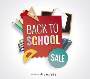 Voltar ao projeto de venda da escola