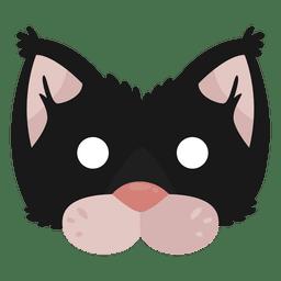 Katze Kostüm Maske