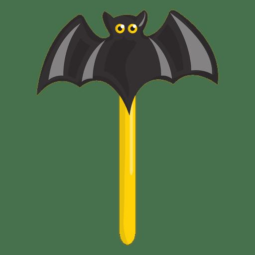 Dia das bruxas morcego doce lolypop Transparent PNG