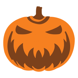 Halloween cartoon pumpkin mask