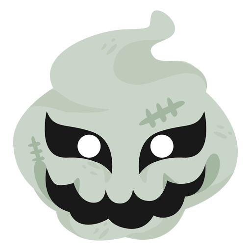 Halloween ghost mask Transparent PNG