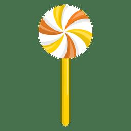 Lolypop doce moinho de Halloween
