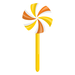 Moinho de Halloween doce lolypop