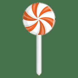 Lolypop doces de Halloween Milll