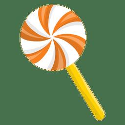 Lolypop molino de dibujos animados dulce