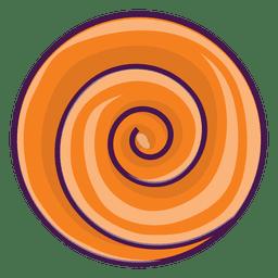 Redemoinho de laranja