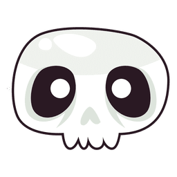 Schädel Halloween Maske