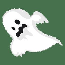 Silhueta branca fantasma 7