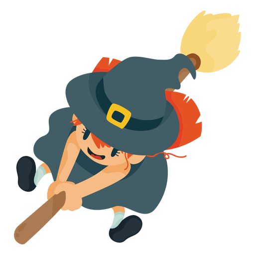 Witch halloween cartoon costume Transparent PNG