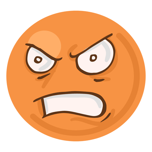 Angry Rage Face Emoji Transparent Png Svg Vector