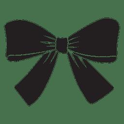 Prenda de laço preto