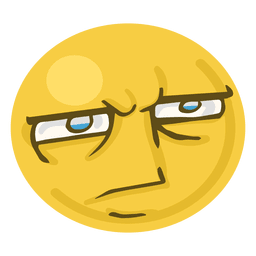 Emoticon cara emoji