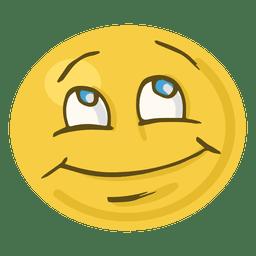 Sonriente cara emoji