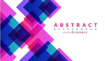 Fondo abstracto azul y rosa