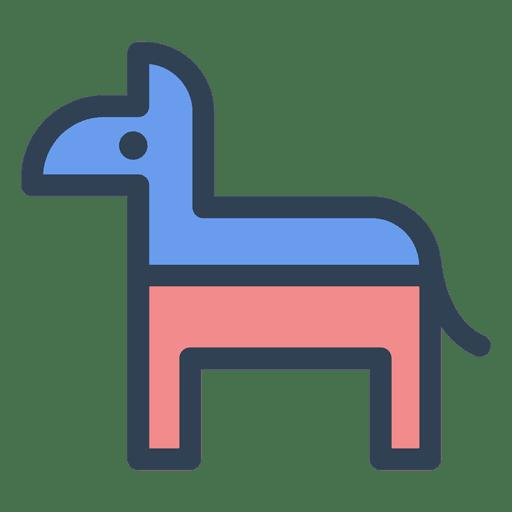 Democrats donkey Transparent PNG