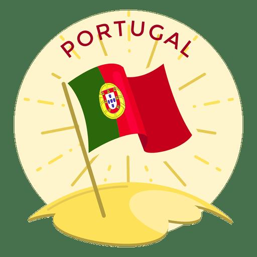 Bandeira de portugal Transparent PNG