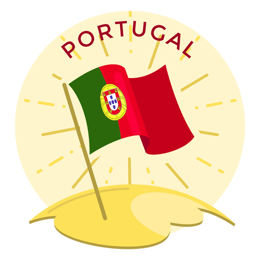 Portugal flag Transparent PNG