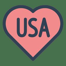 Corazón de los eeuu