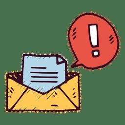 Nuevo mensaje de correo
