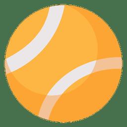 Flat ball