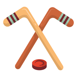 Hockey canada illustration