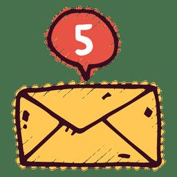 Mensaje de correo