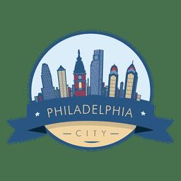 Emblema do horizonte de Filadélfia