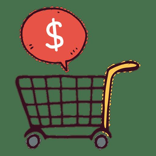 Kart de compras Transparent PNG