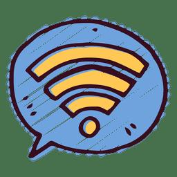 Signal doodle wi fi