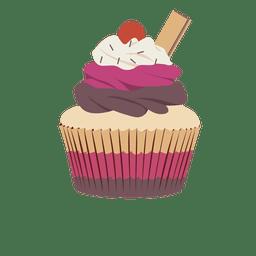 Triple Cupcake Abbildung