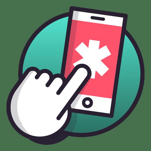Aplicação de saúde médica Transparent PNG