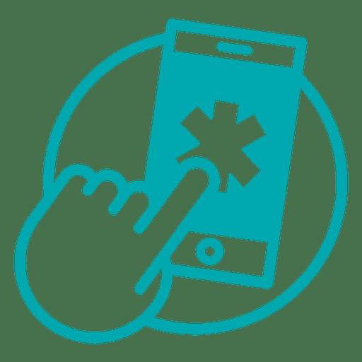Ícone do aplicativo médico - Baixar PNG/SVG Transparente