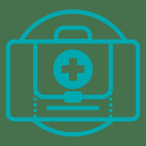 Maleta médica Transparent PNG