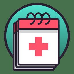 Calendário médico