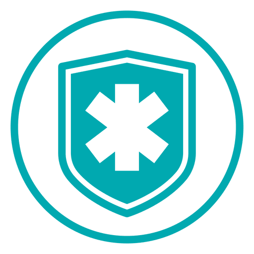Medizinische Kreuzschild-Symbol Transparent PNG