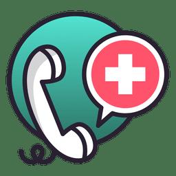 Servicio de linea medica