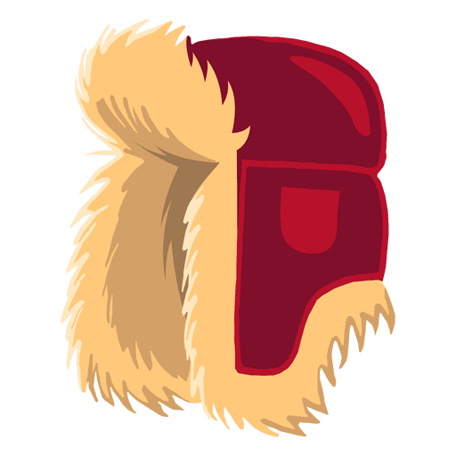 Ilustração de chapéu de Rússia Transparent PNG