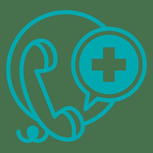 Telephone line medical Transparent PNG