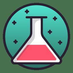 Laboratório de tubo de ensaio