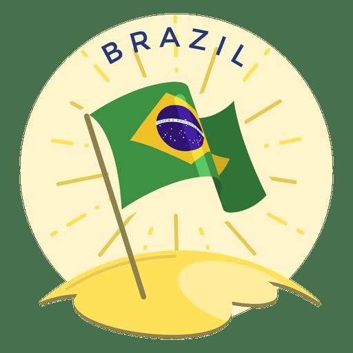 Bandeira do brasil Transparent PNG