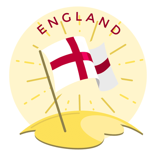 England flag Transparent PNG