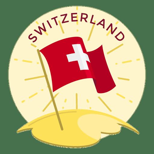 Switzerland flag Transparent PNG
